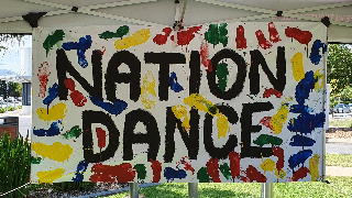 First Ever Nation Dance