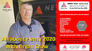 All About Henty 2020
