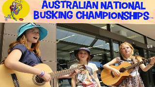 Busking for Young & Old