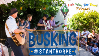 All About Busking At Stanthorpe QLD