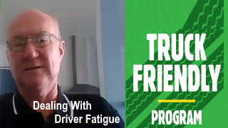 Driver Fatigue with Ken Wilson